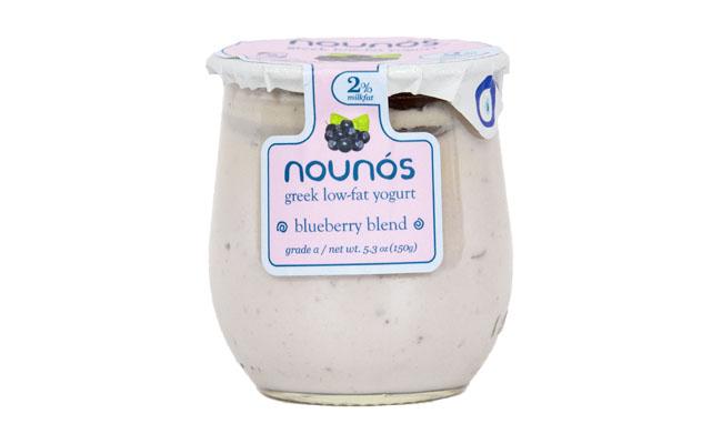 Nounos Yogurt Blueberry
