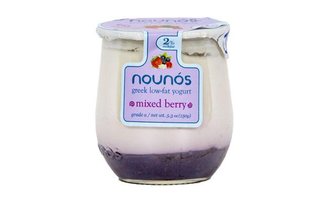 Nounos Greek Yogurt Mixed Berry