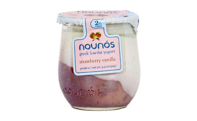 Nounos Yogurt Strwbry Vanilla