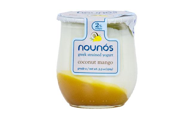 Nounos Coconut Mango