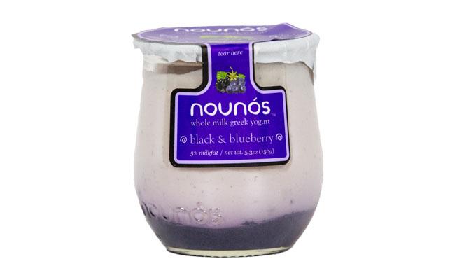 Nounos Black & Blueberry Yogurt