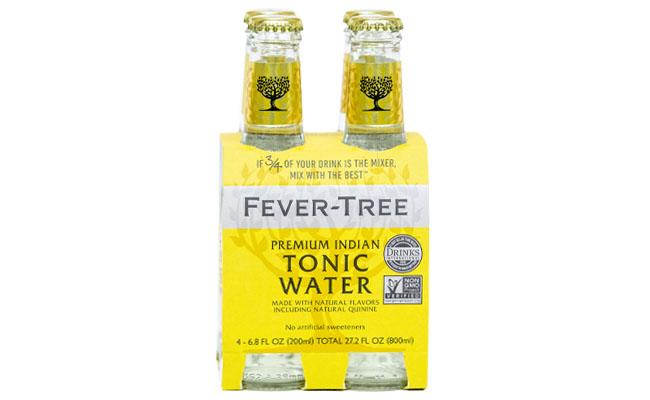 Fever Tree Tonic Water 4pk-6.8 fl oz