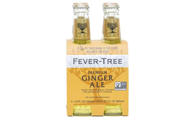 Fever Tree Ginger Ale 4pk-6.8 fl oz