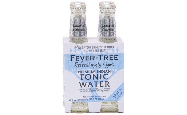Fever Tree Light Tonic Water 4pk-6.8 fl oz