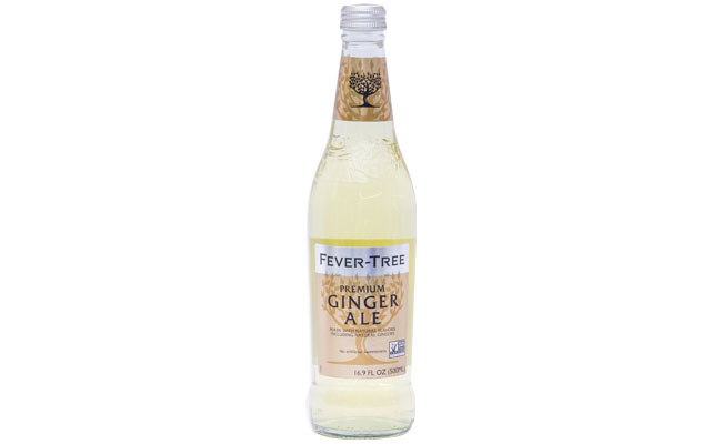 Fever Tree Premuim Ginger Ale Single