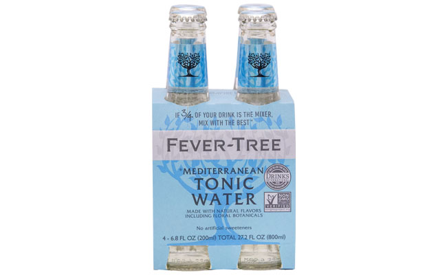 Fever Tree Mediterranean Tonic Water 4pk-6.8 fl oz