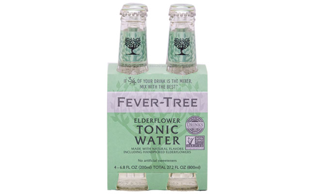 Fever Tree Elderflower Tonic Water 4pk-6.8 fl oz