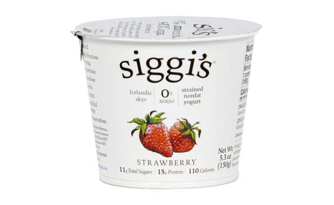 Siggis Strawberry Yogurt