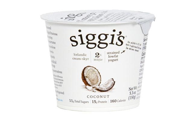 Siggis Coconut Yogurt