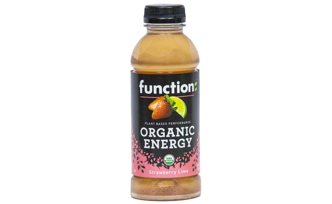 Function Drink Energy Strawberry Lim