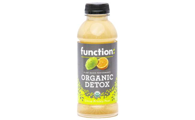 Function Drinks Detox Citrus Peach