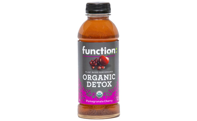 Function Drink Detox Pom Cherry