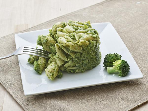 Broccoli & Pesto Pasta