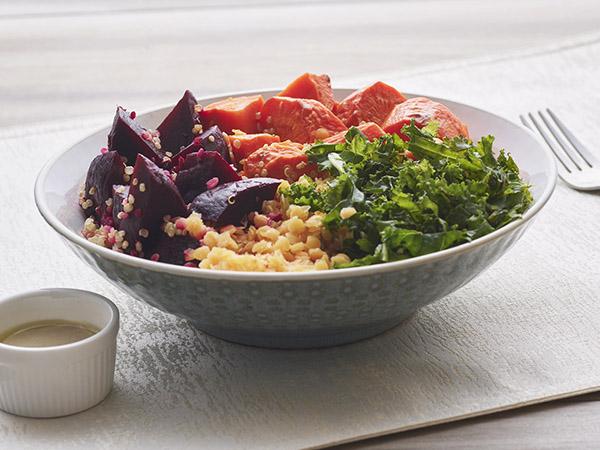 Quinoa & Lentil Macro Bowl