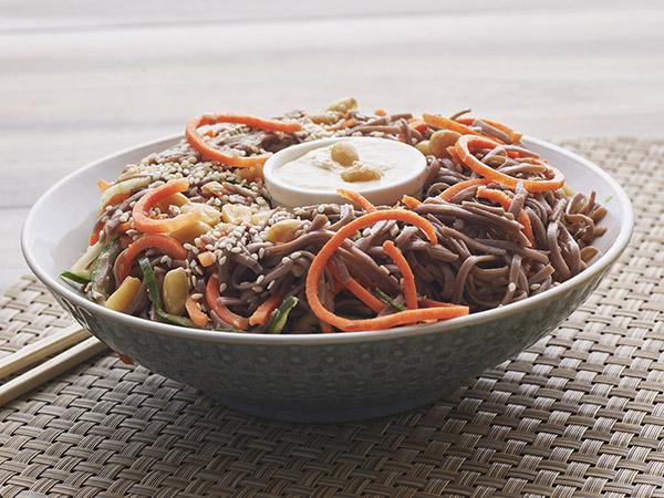 Kashi Soba Noodles Bowl