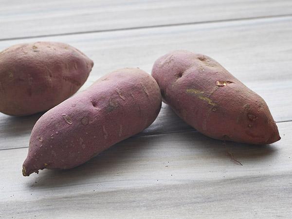 Organic Red Sweet Potato