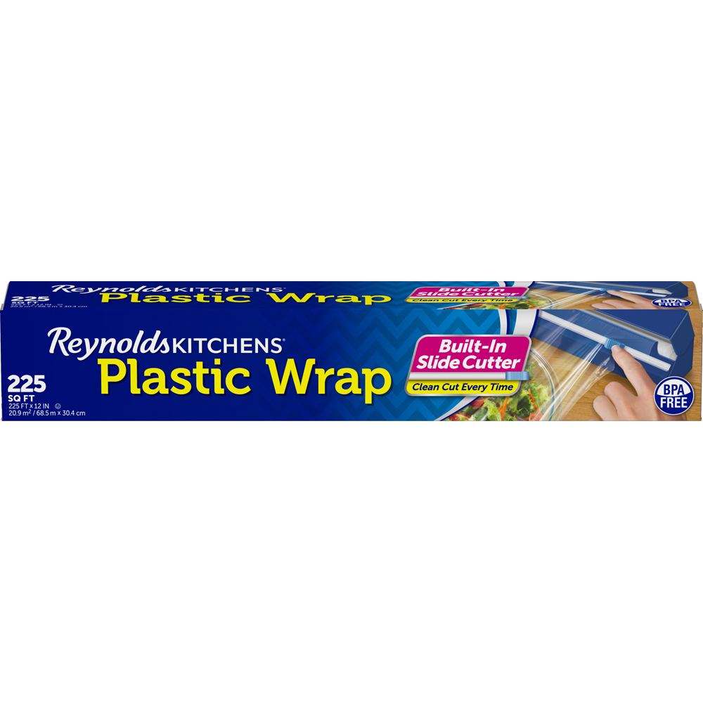 Reynolds Quick Cut Plastic Wrap