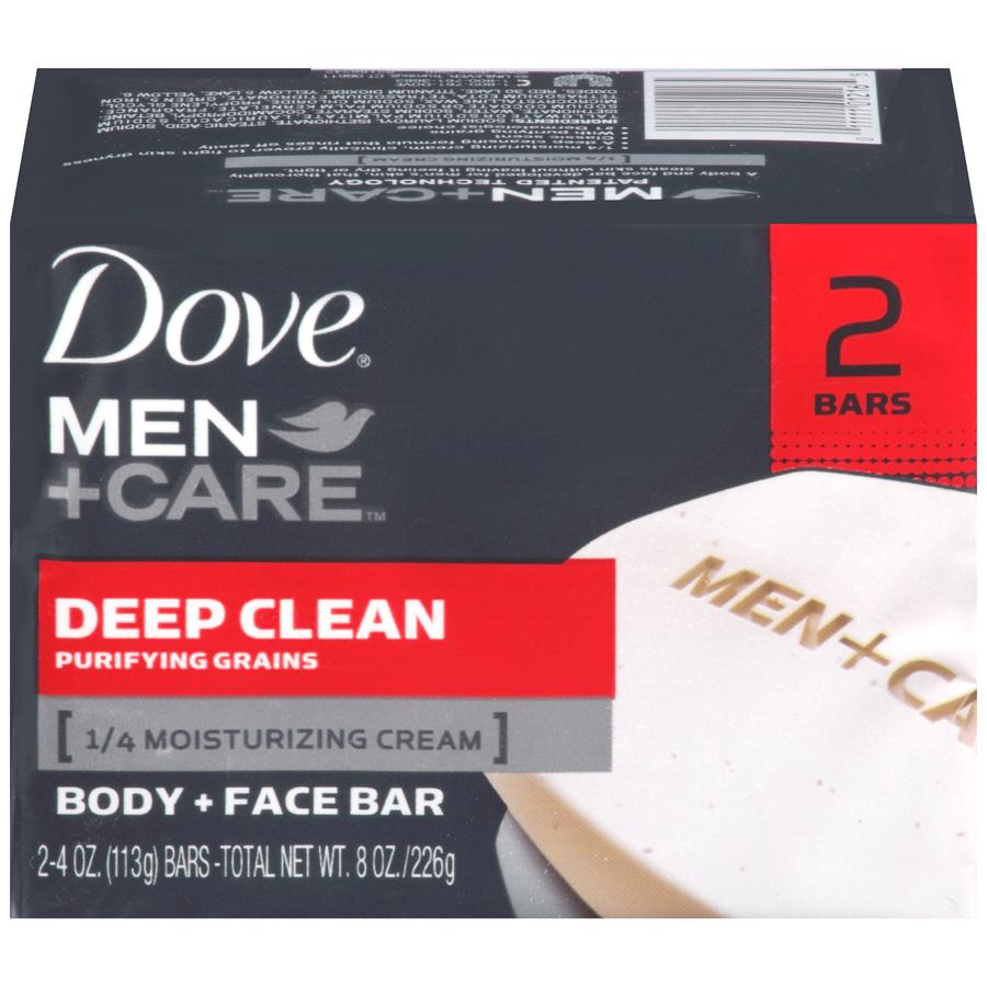 Dove Mens Body & Face Soap