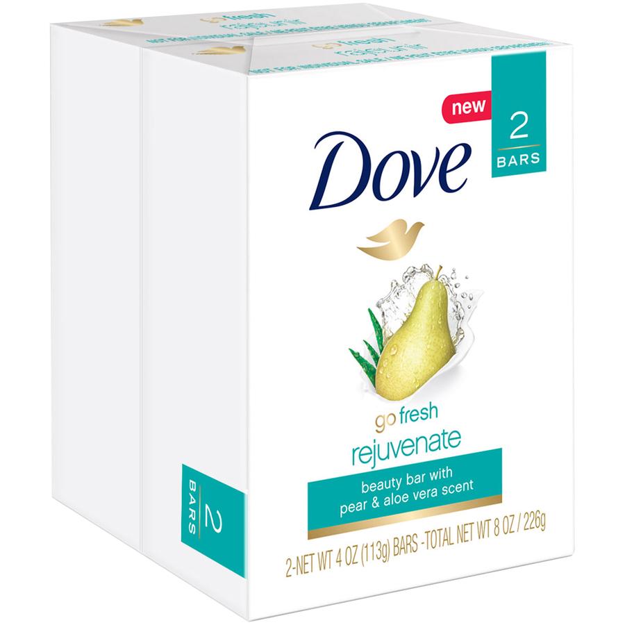 Dove Go Fresh Bar Soap Pear