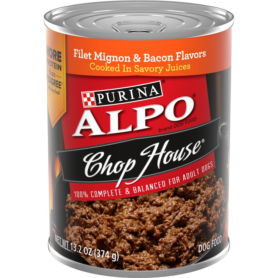Alpo Dog Food Chop House Filet Mign