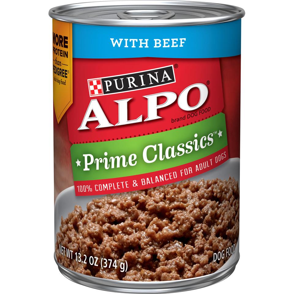 Alpo Prime Classics Beef