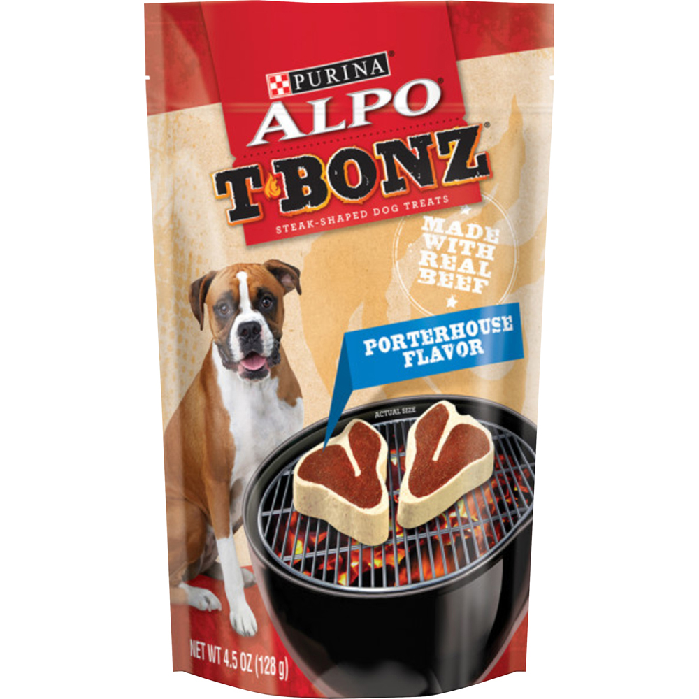 Alpo Tbonz Porthouse Dog Treat