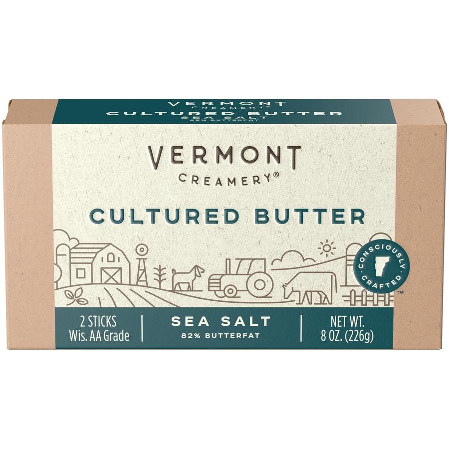 Vermont Butter Sea Salt