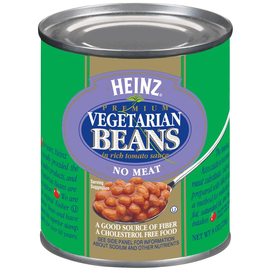 Heinz Vegetarian Bea