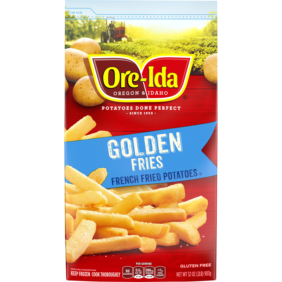 Oreida F/F Potato