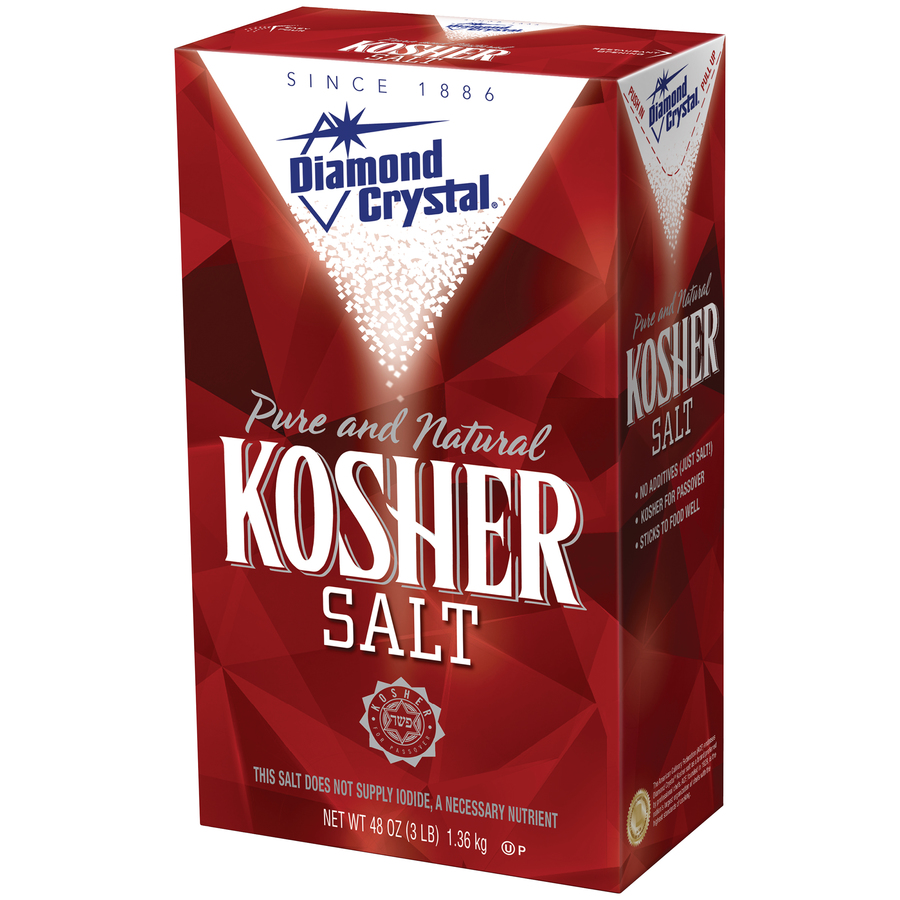 Diamond Salt Kosher