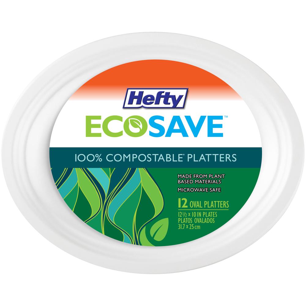 Hefty Oval Platters