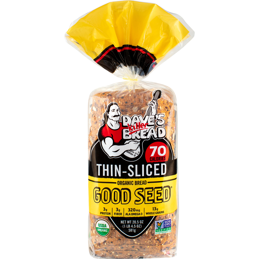 Dave's Killer Bread Organic Good Seed Bread