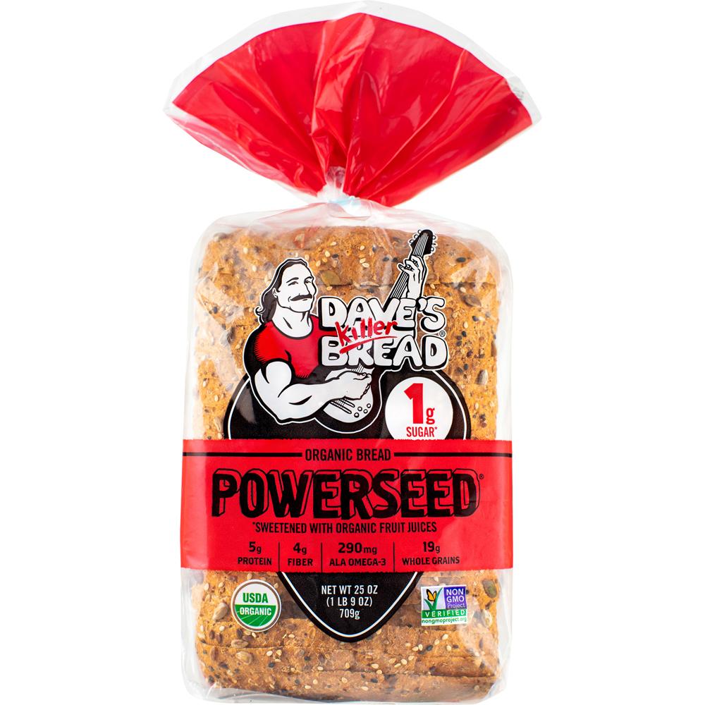 Dave's Killer Bread Organic Powerseed Bread