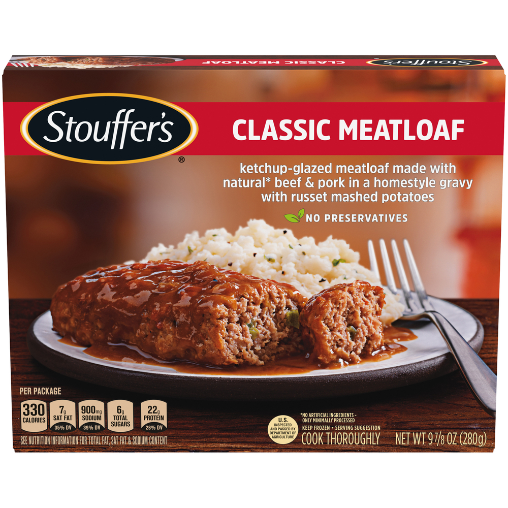 Stf Hs Meatloaf