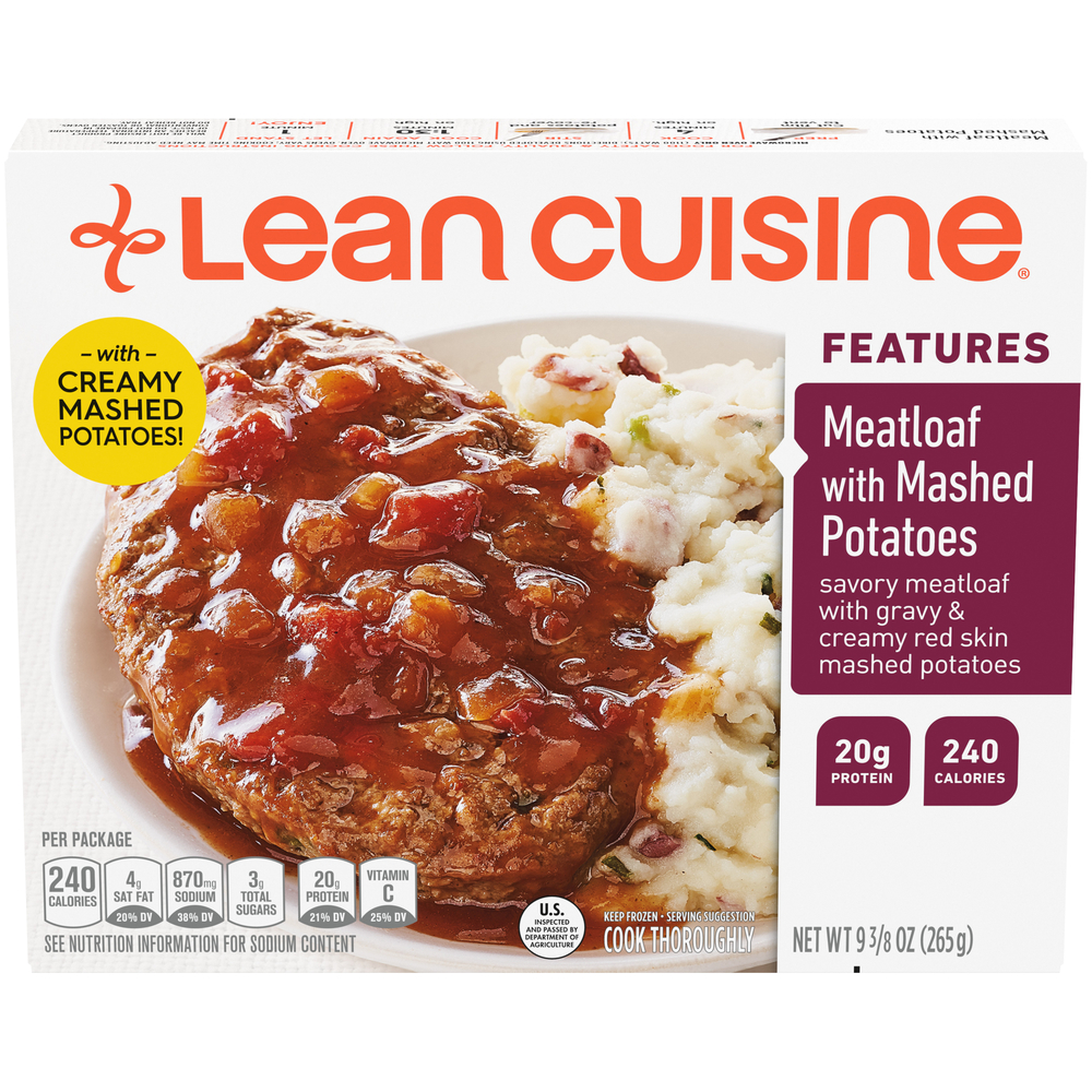 Stfr Lc Meat Loaf