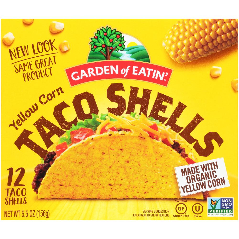 Yellow Corn Taco She