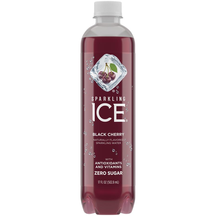 Sparkling Ice Black Cherry