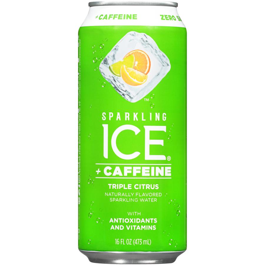 Triple Citrus Ice Caff