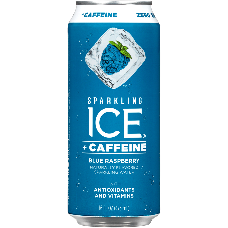Blue Raspberry Ice Caff