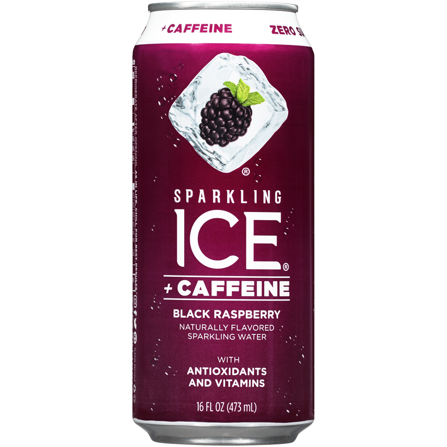 Black Raspberry Ice Caff