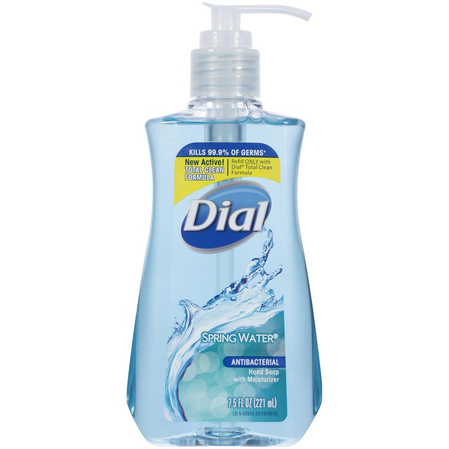 Dial Spring Water Antibactial