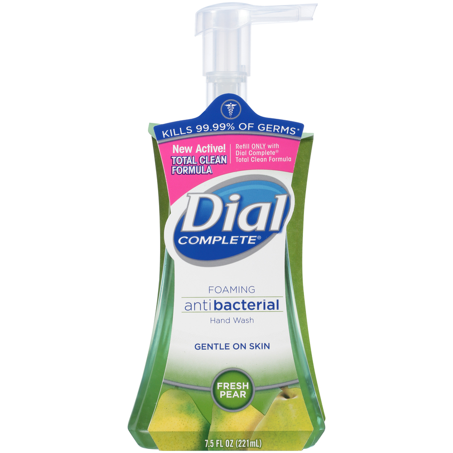 Dial Hand Soap Fmng Pear