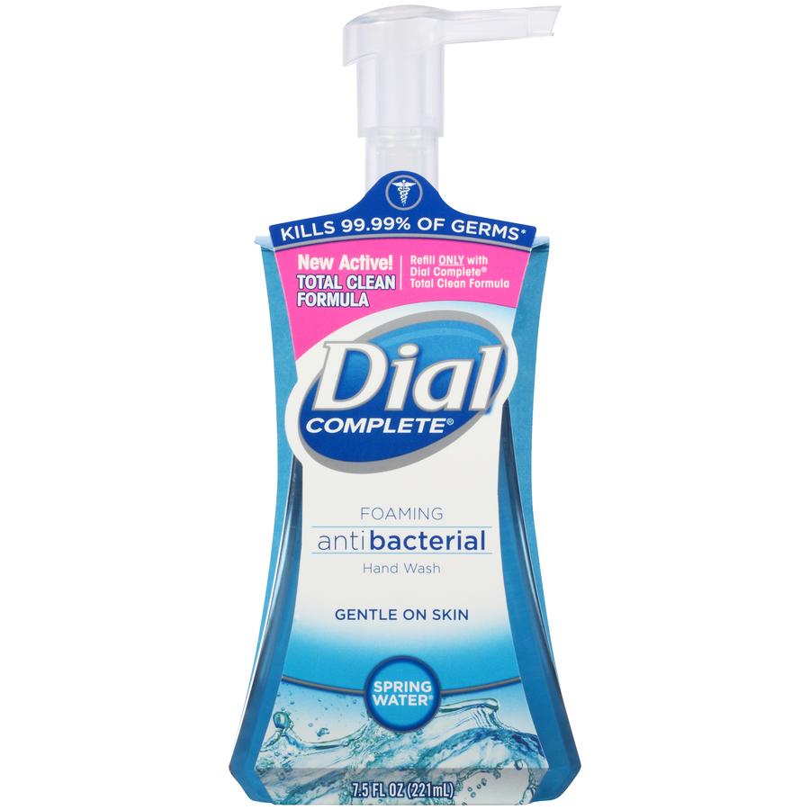 Dial Spring Water Hand Washing