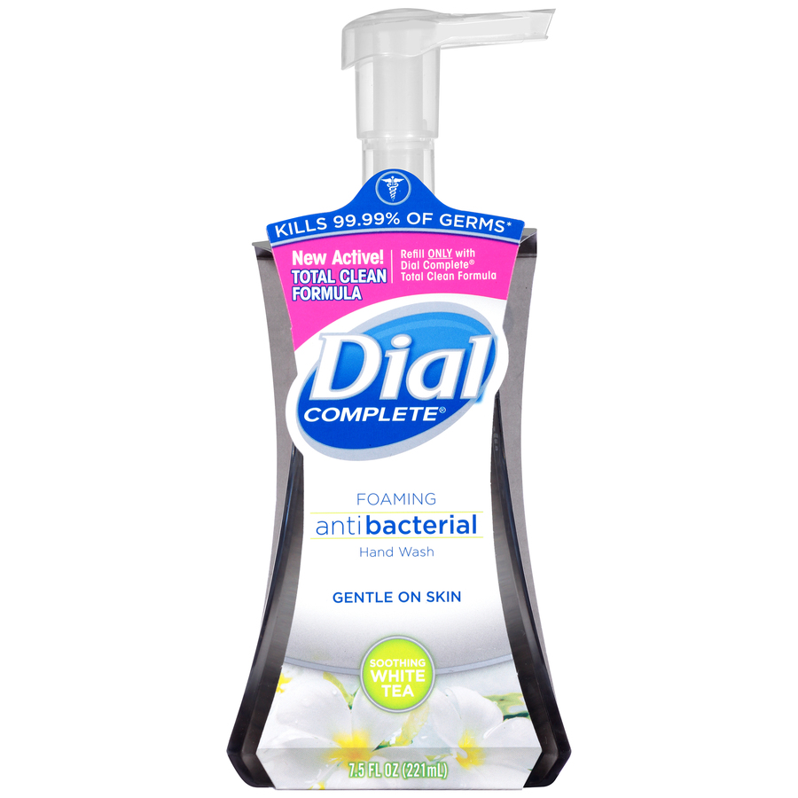 Dial Soothing White Tea Hand Wash