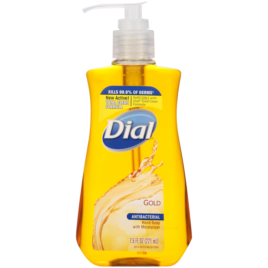 Dail Hand Soap With Moisturizr