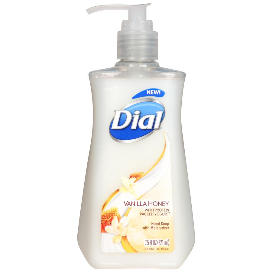 Dial Hand Soap Vanilla Hny