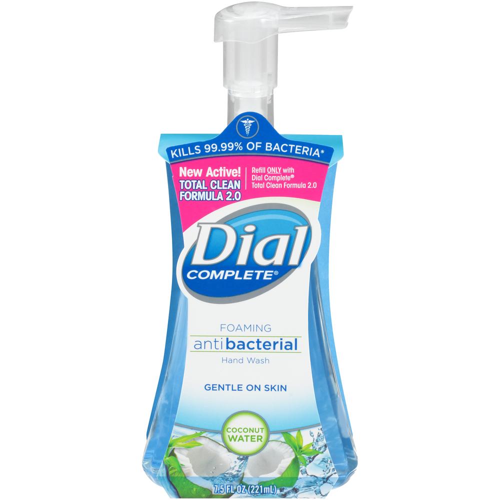 Dial Anti Bacterial Hand Wash