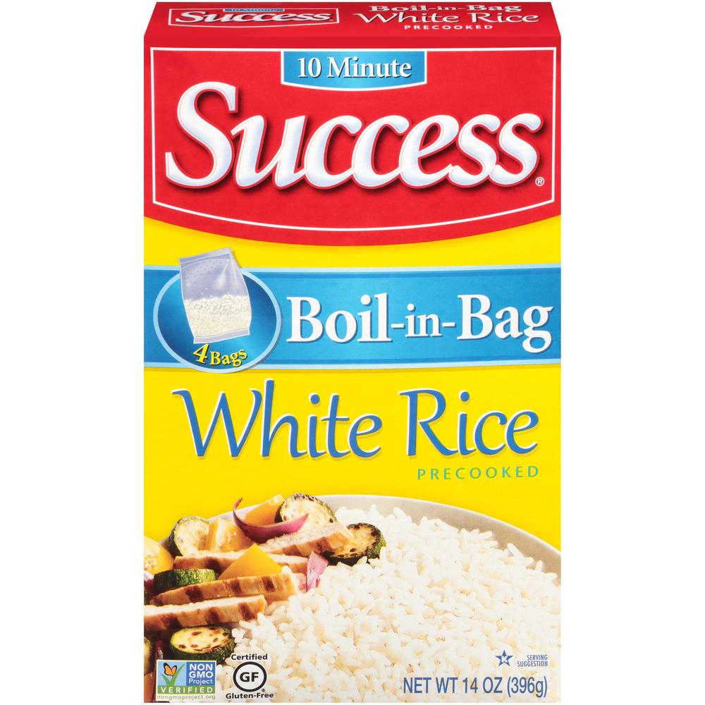 Success Rice Boil-In