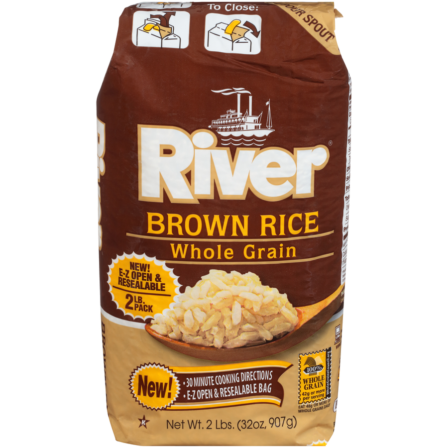 River Whole Gain Brown Rice
