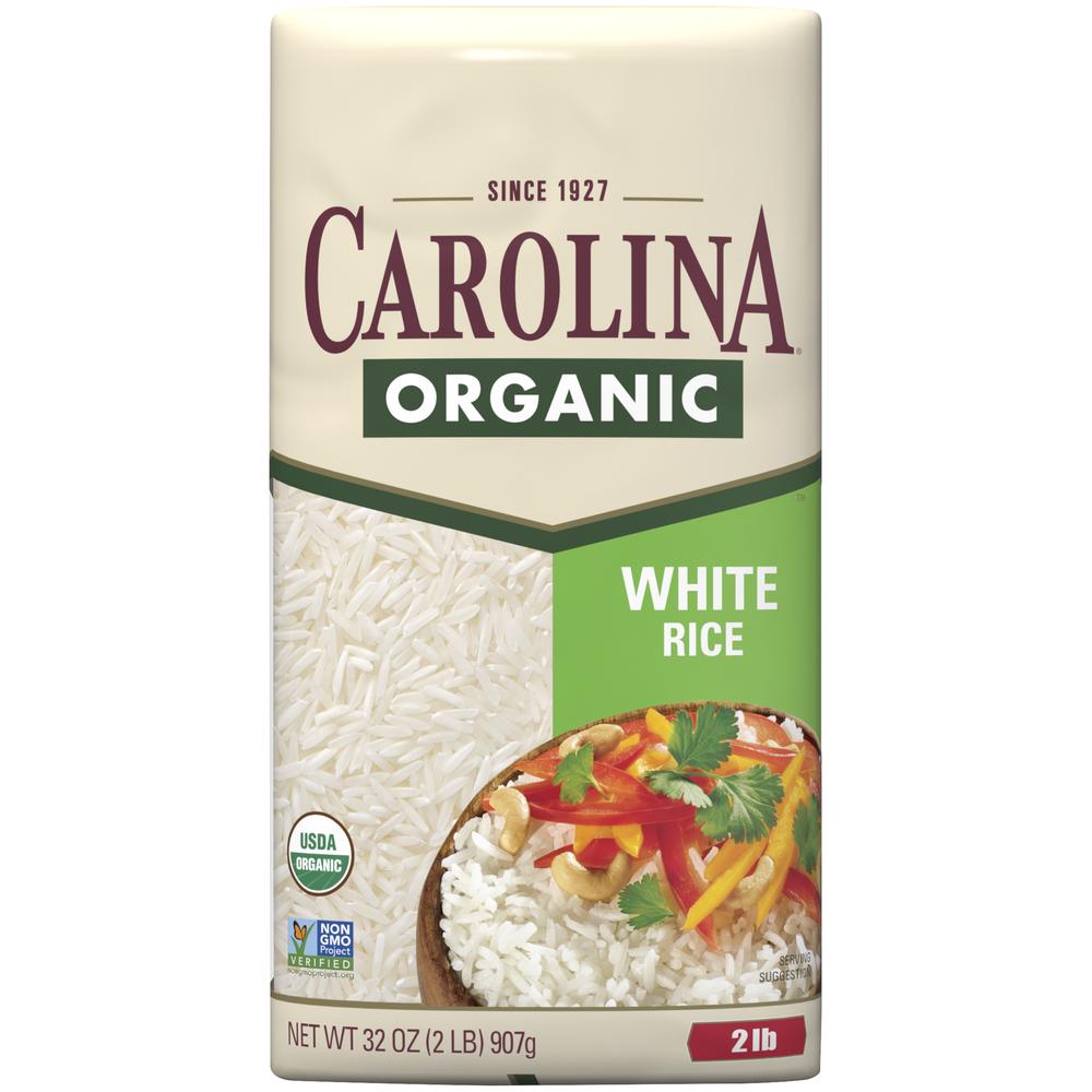 Carolina Organic White Rice